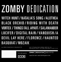 zomby Top Albums 2011