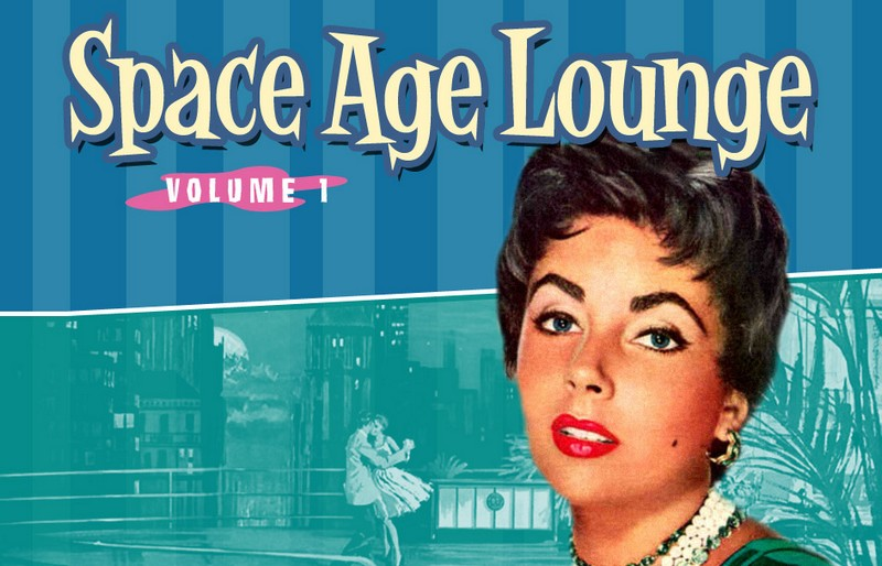 spaceage-lounge Ultra-Lounge : la collection easy-listening indispensable !