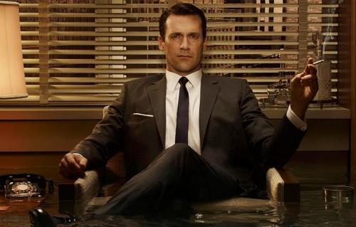 mad-men-don-draper Top 10 des meilleures séries vues en 2011