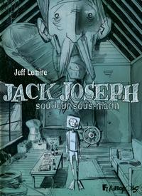 Jack-Joseph-Jeff-Lemire Les meilleures Bandes Dessinées en 2013