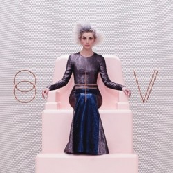 St-Vincent-album-cover St. Vincent - St. Vincent