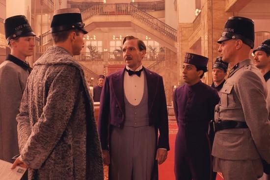 grandbudapest The Grand Budapest Hotel, film de Wes Anderson