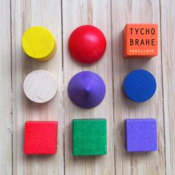 Tycho-Brahz-Parallaxe Tycho Brahé : Parallaxe
