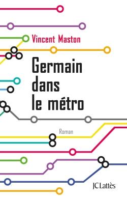 Germain-dans-le-metro Germain dans le métro - Vincent Maston
