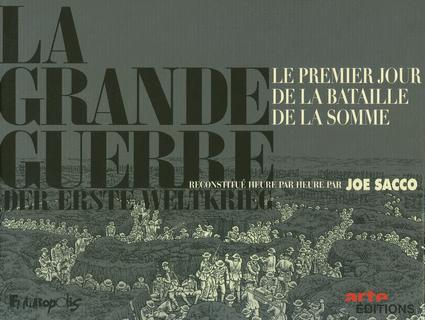 9782754810296-1 La grande Guerre, Le premier jour de la bataille de la Somme