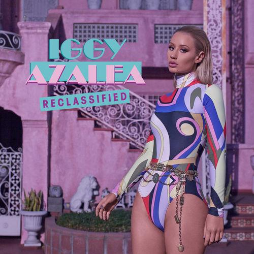 Iggy-Azalea-reclassified Les sorties d'albums pop, rock, electro du 24 novembre 2014