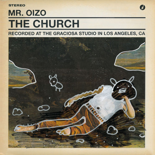 Mr-Oizo-The-Church Les sorties Musique de la semaine du 17 novembre 2014