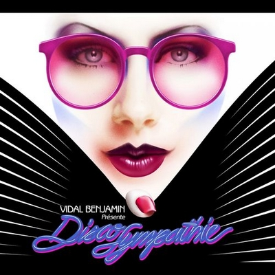 Vidal-Benjamin-Disco-Sympathie Les sorties Musique de la semaine du 17 novembre 2014