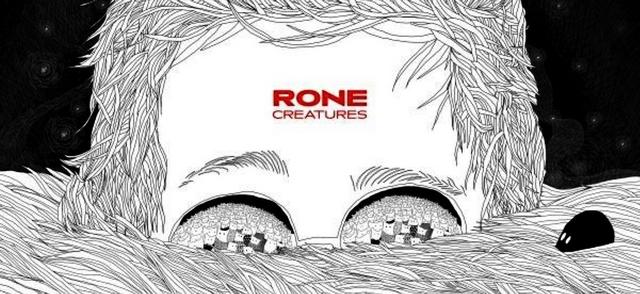 rone-creatures Nouvel album pour Rone sur InFiné