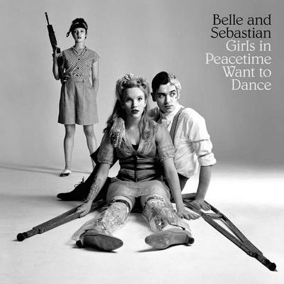 belle-sebastian-girls-in-peacetime Belle & Sebastian - Girls in Peacetime Want to Dance