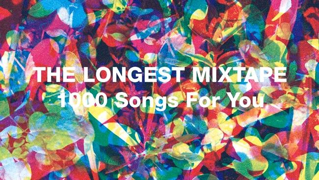 caribou-mixtape-youtube Caribou - The Longest mixtape : 1000 titres à écouter sur youtube