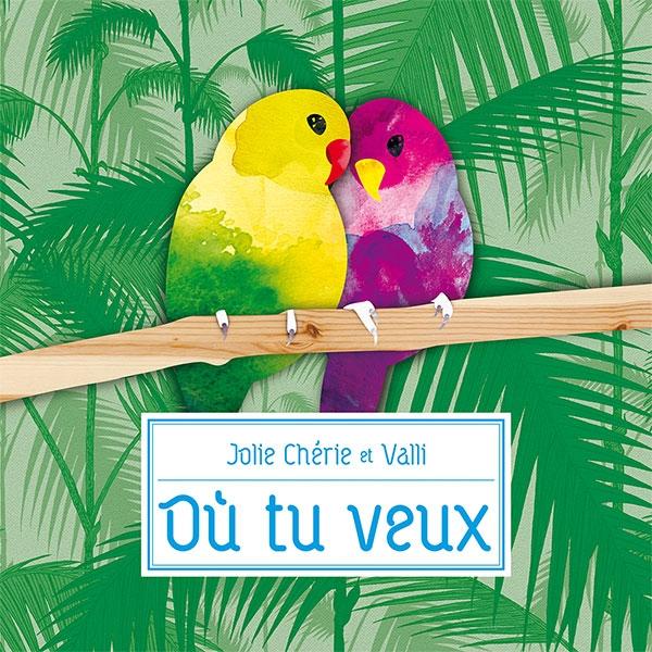 jolie-cherie-valli La vidéo du jour : Jolie Cherie & Valli - Ou Tu Veux