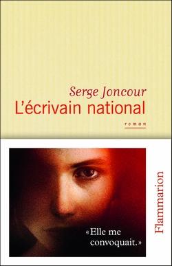 serge-joncour-lecrivain-national L'écrivain national, roman de Serge Joncour