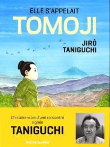 taniguchi-tomoji-224x300 Elle s'appelait Tomoji, de Jirô Taniguchi