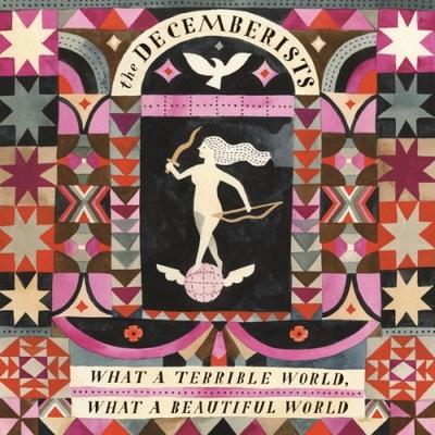 the-decemberists-what-a-terrible-world Les sorties d'albums pop, rock, electro du 19 janvier 2015
