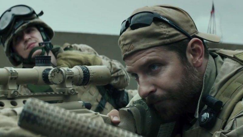 american-sniper-bradley-cooper Les meilleurs films de l'année 2015 selon la presse, les blogs et les webzines