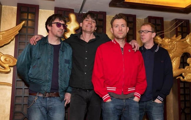 blur-photo Blur, nouvel album, The Magic Whip, le 27 avril