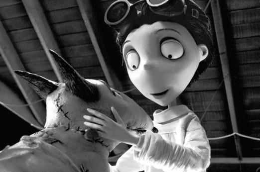frankenweenie Frankenweenie, film de Tim Burton