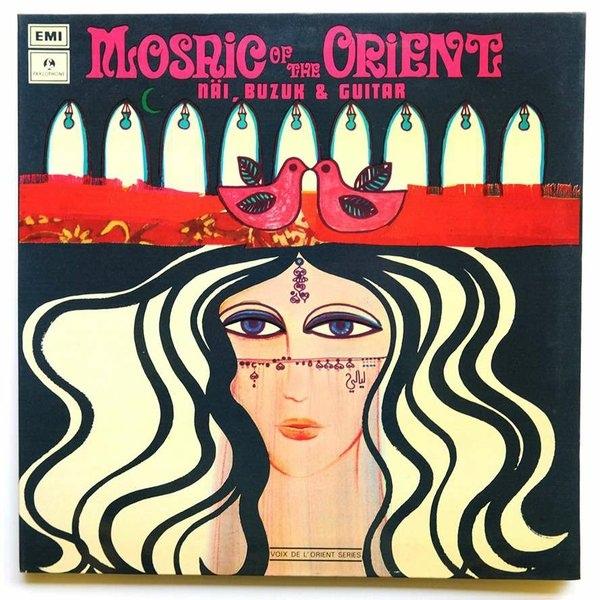 Elias-Rahbani-Dance-of-Maria- Une mixtape d'easy-listening arabe des années 60 et 70