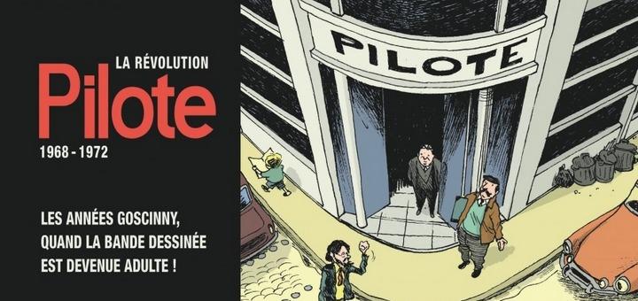 la revolution pilote couverture