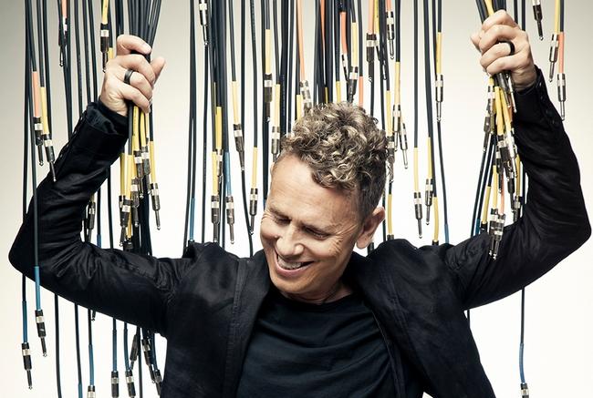 martin-gore-2015 La vidéo du jour : Martin Gore - Europa Hymn