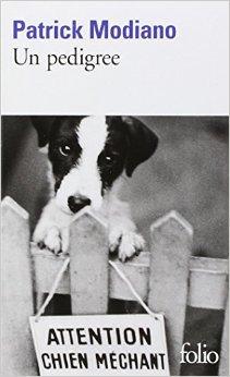modiano-pedegree Patrick Modiano : Un pedigree