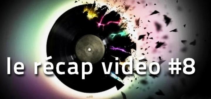 La playlist vidéo de la semaine