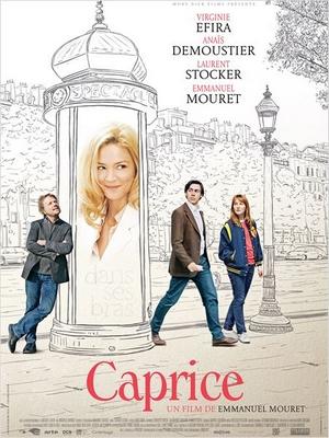 caprice-affiche-film Caprice, film d'Emmanuel Mouret