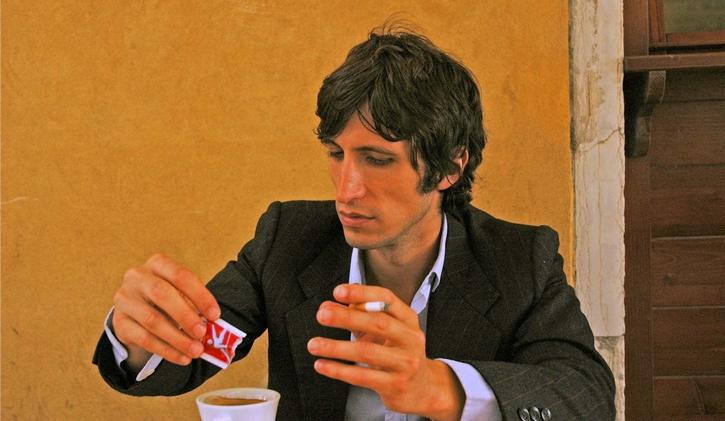 afd Arnaud Fleurent-Didier - Portrait du jeune homme en artiste
