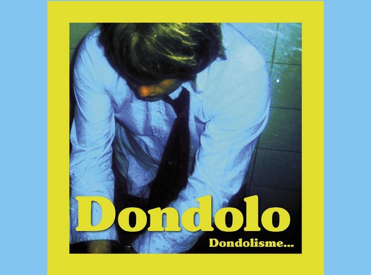 dondolo-dondolisme Gonzaï ressort l'album de Dondolo