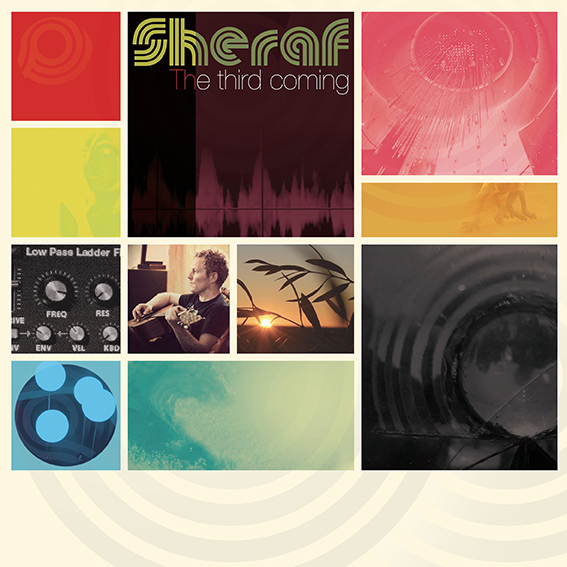 sherzf_the_third_coming_web Les sorties d'albums pop, rock, electro du 6 novembre 2015