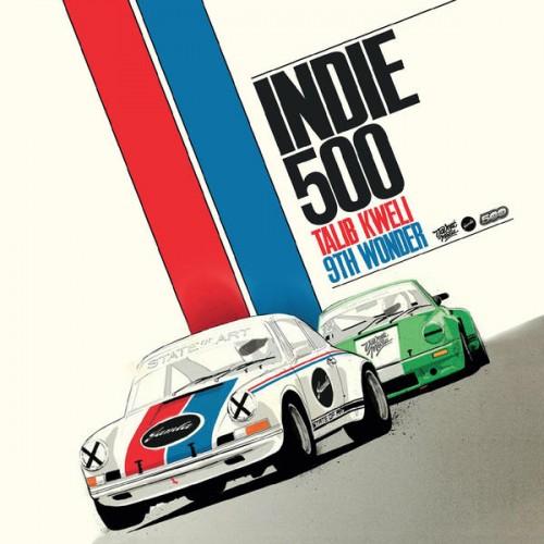 talib-indie-500 Les sorties d'albums pop, rock, electro du 6 novembre 2015