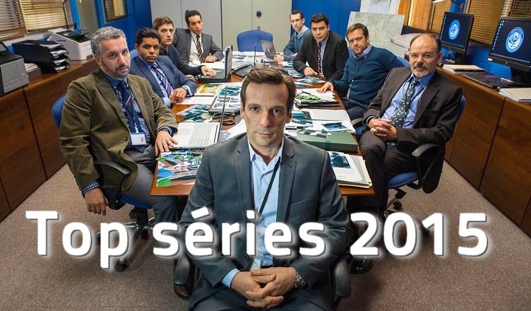 Top séries 2015 : les 10 meilleures sur hop blog