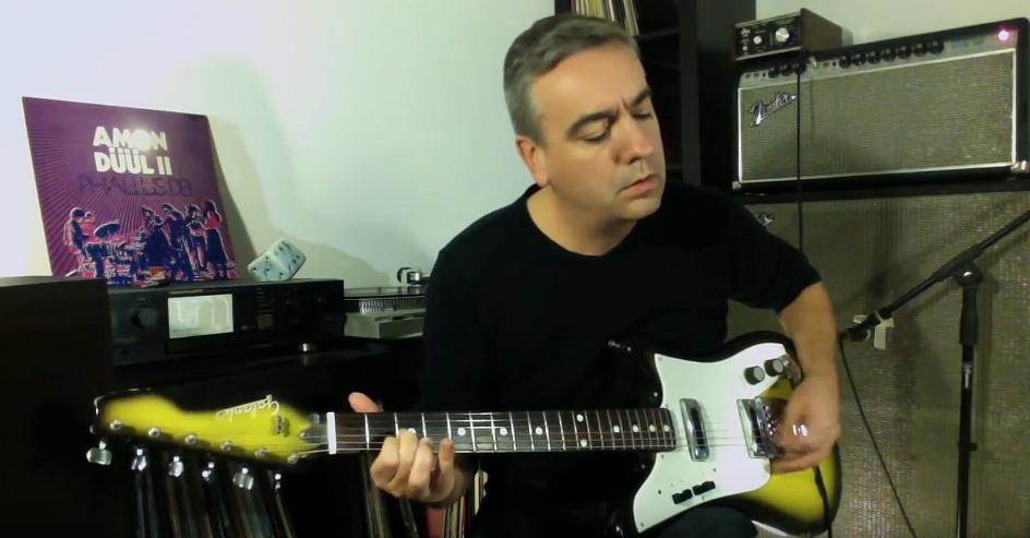 reversed Un album en vidéo pour Jean-Louis Prades