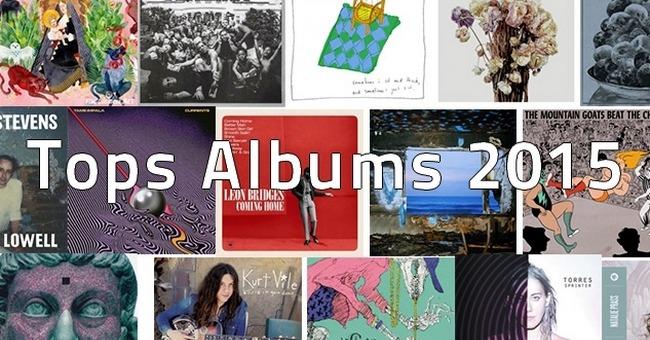 Top Albums 2015