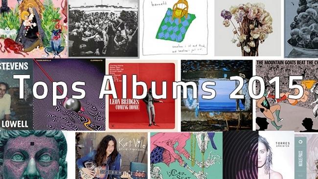 tops-albums-2015 Les Tops Albums 2015 de la presse, des blogs et des webzines