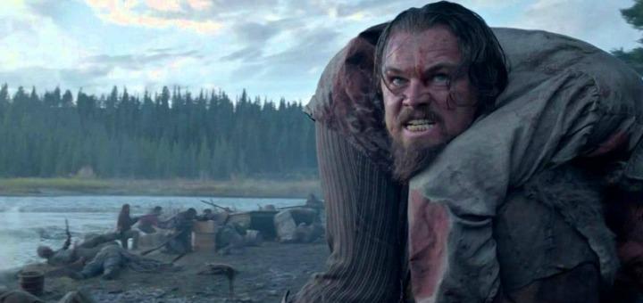 The Revenant, Di Caprio image du film