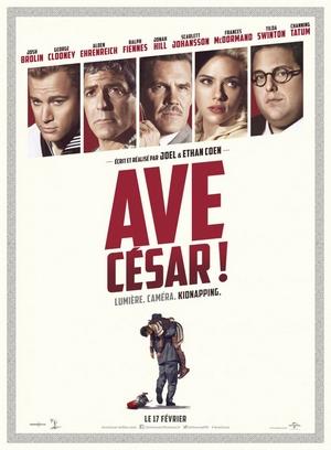 ave Ave, César ! - Film de Joel et Ethan Coen (La Critique)