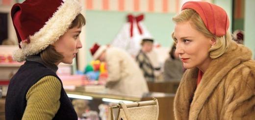 Cate Blanchett, Rooney Mara - Carol de Todd Haynes