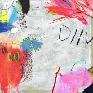 diiv-is-the-is-are-300x300 Les nouveautés musique pop, rock, electro, jazz du 5 février 2016