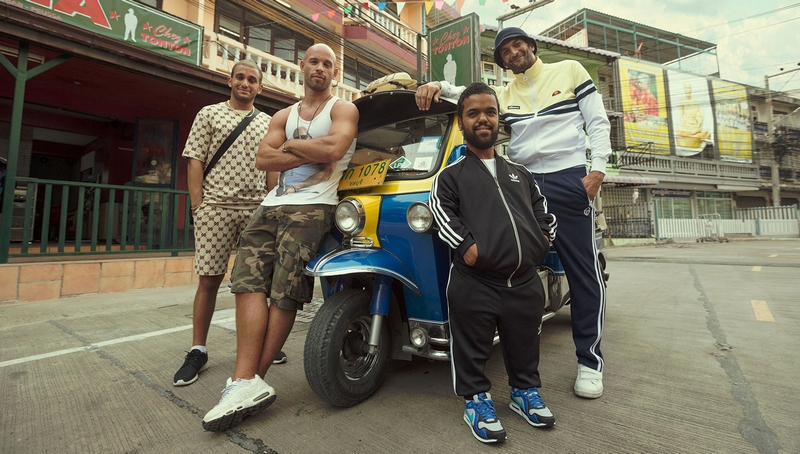 pattaya Pattaya, film de Franck Gastambide - La critique