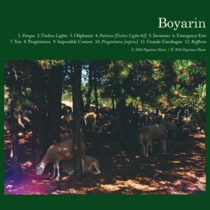 boyarin-300x300 Les sorties d'albums pop, rock, electro... du 8 avril 2016