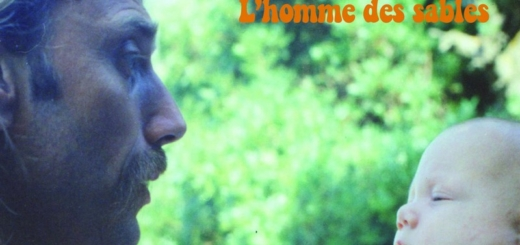 Benjamin de Roubaix L'homme des sables cover album