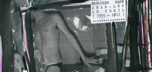 Mausolée Tape Jean-Luc Le Ténia cover - la souterraine