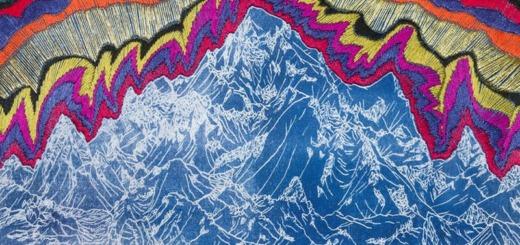 20 albums à écouter sur bandcamp avant la fin de l'année cover Mont Analogue album