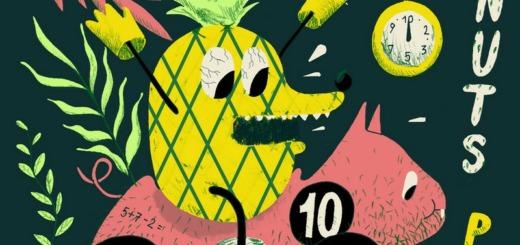 La compilation Kooky Nuts Pop du label Darling Dada