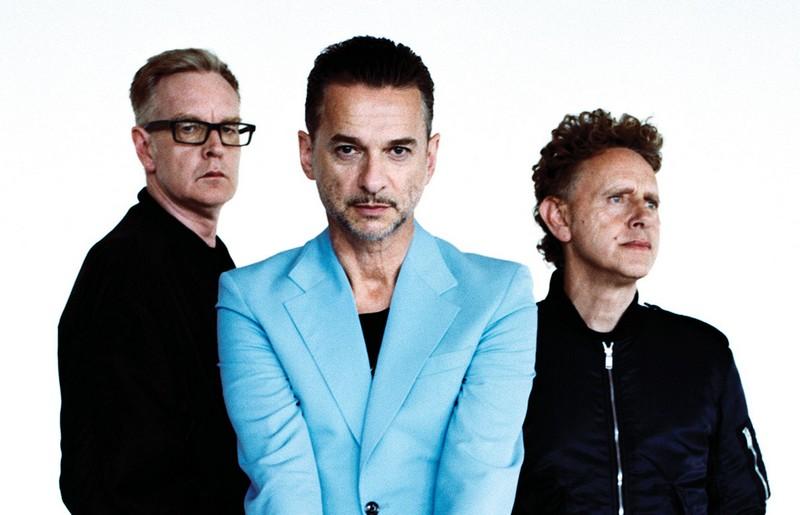 depechemode Les sorties d'albums pop, rock, electro, jazz du 17 mars 2017