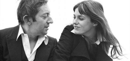 Jane Birkin – Birkin Gainsbourg angeli
