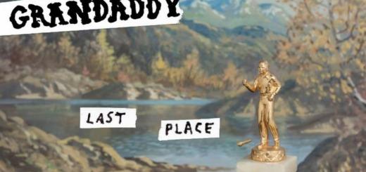 Grandaddy – Last Place cover album