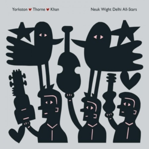 Yorkston-neuk-wight-delhi-all-stars-300x300 Les sorties d'albums pop, rock, electro, jazz du 7 avril 2017